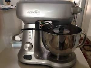 Breville scraper mixer pro twin