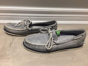 Men's Timberland Slip on Boat Shoes