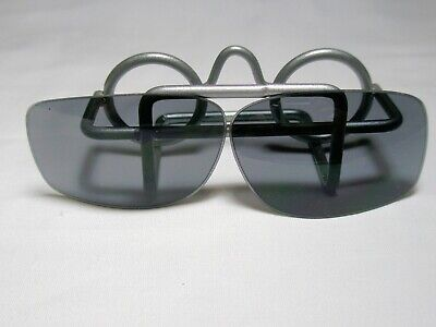 New Original Oakley Conductor 8 Grey Poly Sunglass Replacement Lens 60-15 ok16b for sale  Shipping to India