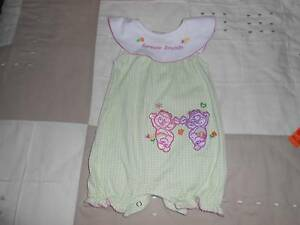 Care Bear onesie...size 1 Paralowie Salisbury Area Preview