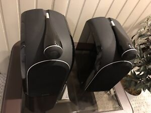 B&W - PM1 Speakers - Mint - Never Used