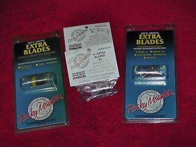 Rocky Mountain Extra Blades Premier Ironhead Advantage Titanium SupremeXP Turbo