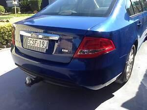 2010 Ford Falcon Sedan  LPG Parramatta Parramatta Area Preview