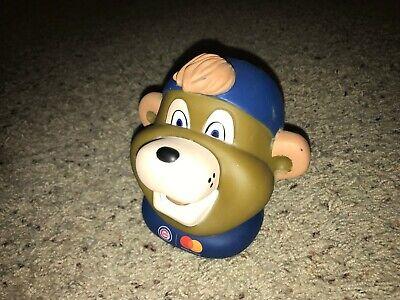 Clark the Cub Chicago Cubs SGA Plastic Piggy - Chicago Cubs Piggy Bank