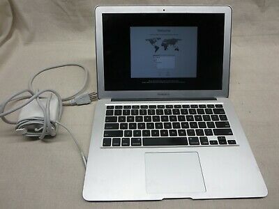 "Apple MacBook Air 13"" Late 2010, Core 2 Duo 1.86GHz, 4GB Ram, 250GB SSD"