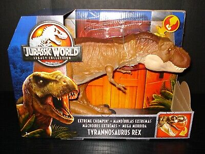 Jurassic Park World Legacy Collection Extreme Chompin' T-Rex NEW
