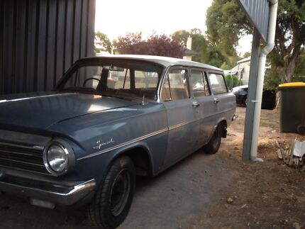Eh Holden wagon Central Goldfields Preview
