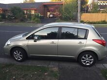 2006 Nissan Tiida Hatchback Vermont South Whitehorse Area Preview