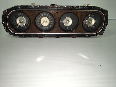 69 70 Cougar Original Speedometer Gauge Dash Cluster XR7 Eliminator