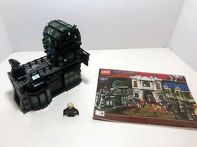 LEGO Harry Potter: Borgin and Burkes ONLY from Diagon Alley 10217 (2011) Retired