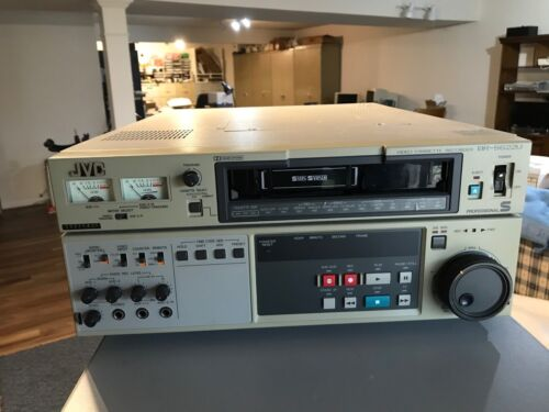 JVC BR-S622U with TBC Board