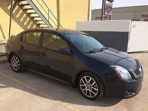 2009 Nissan Sentra SE-R SPEC V Sedan