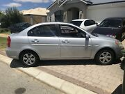 2006 Hyundai  accent  Clarkson Wanneroo Area Preview