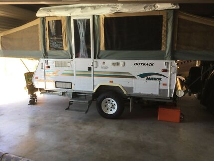 Very clean Jayco Hawk off-road outback caravan Charlestown Lake Macquarie Area Preview