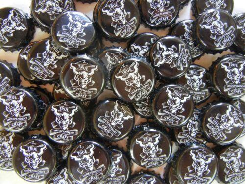 50 STONE BREWING BEER BOTTLE CAPS IPA CRAFT BLACK GARGOYLE NO DENTS