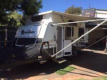 2005 Outback Jayco Freedom Pop Top Caravan Eltham Nillumbik Area Preview