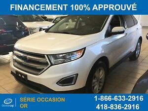 Ford Edge Sel, Awd, Cuir , Camera De Recul , 2016