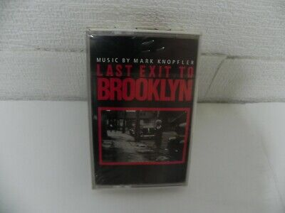 Last Exit To Brooklyn - Soundtrack OST KOREA Cassette Tape / SEALED NEW