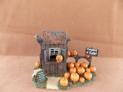 The Pumpkin Patch Spooky Town Lemax