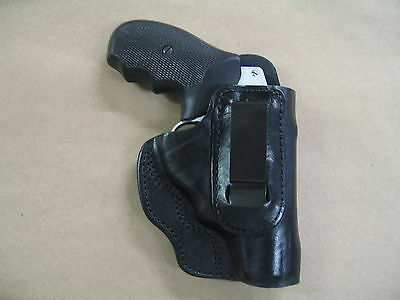 Taurus Protector 85, 605 Poly Revolver IWB Conceal Carry Holster CCW BLACK RH Revolver Concealment Holsters