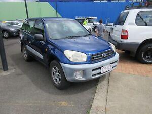 Toyota RAV 4 EDGE (4x4) PENSIONER FINANCE Westcourt Cairns City Preview