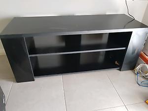 TV cabinet black 1.2m Duncraig Joondalup Area Preview