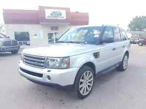 * 2009 LAND ROVER RANGE ROVER HSE SPORT *6 MONTH WARRANTY INC *