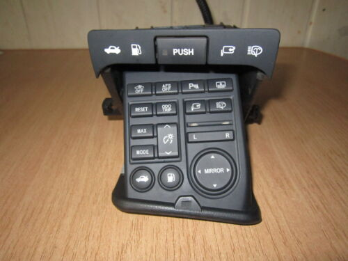 2006 LEXUS GS 450H / DRIVERS CONTROL PANEL / MAIN SWITCH UNIT 84010-30190