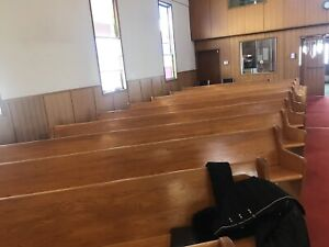 CHURCH PEW FOR SALE