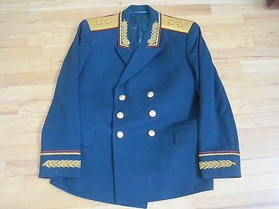 Soviet Russian 1970  General Lt  Army Parade Jacket