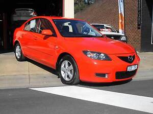 2007 Mazda Mazda3 Sedan, MAZDA 3 MAXX, AUTOMATIC Caldermeade Cardinia Area Preview