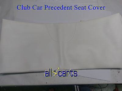 SET OF Club Car Precedent Seat Covers | White | Off white | Golf Cart 2004 Up