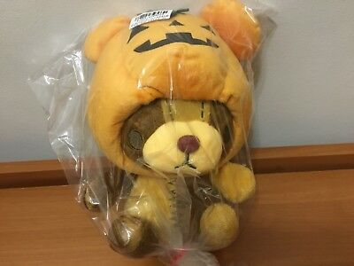Zenmai Truffle Bear Halloween Pumpkin Plush (Bear Halloween Pumpkin)