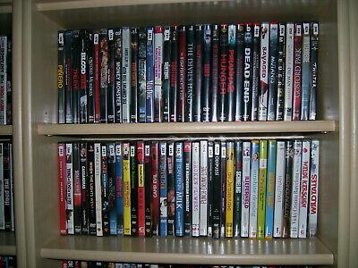DVD Sammlung Film - 25 Stück 50 Stück 100 Stück - Blockbuster, A-Filme usw.