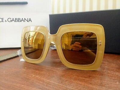 SALE! Dolce & Gabbana Sunglasses, 100% original! Summer! Last trends, oversized!