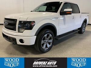 2014 Ford F-150 FX4 REMOTE START, HEATED/COOLED SEATS, 3.5L E...