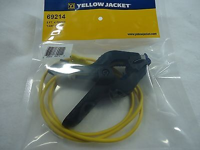 Yellow Jacket 69214 Replacement 1-38 Clamp Temperature Probe - Type K - 3 Foot