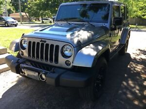 2015 Jeep Wrangler Unlimited Altitude Edition