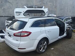 2013 Ford Mondeo TDCi - now wrecking North Albury Albury Area Preview