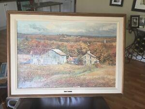 "Picture frame ""Mitch Keirstead"" Artagraph"