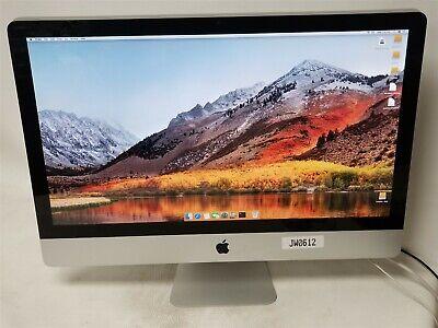 "Apple iMac MC814LL/A Core i5 3.1 27"" 4GB 1TB - ALL IN ONE"