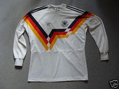 Original Deutschland DFB Trikot WM 1990 Italia 90 Weltmeister Klassiker Maglia online kaufen