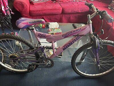 Odyssey 26L Bike