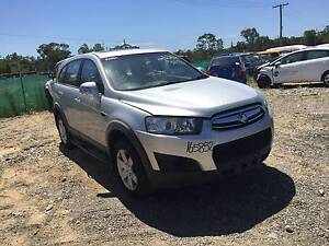WRECKING 2012 MODEL HOLDEN CAPTIVA COMPLETE ON 18/2/17 Willawong Brisbane South West Preview