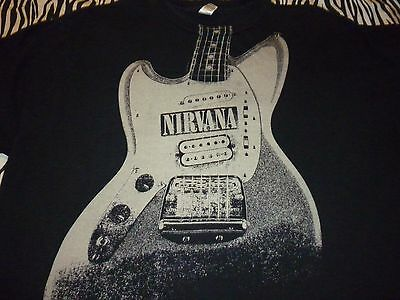 Nirvana Shirt ( Used Size XL ) Very Good Condition!!!