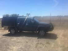 2009 Mitsubishi triton ML turbo diesel Wangoom Moyne Area Preview