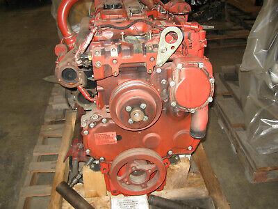 Perkins 1104c-e44t Complete Diesel Engine