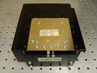 Newark Newport Nrc Aerotech Positioner Xy 2 Axis Nano Linear Motorized
