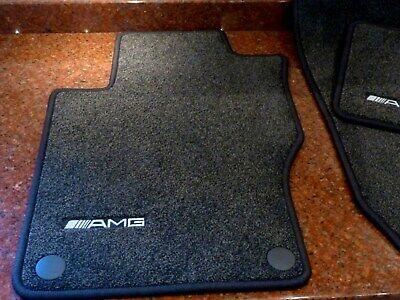 Original AMG Fussmatten Mercedes W 164 M-Klasse ML anthrazit Bj. 2005 - 2011