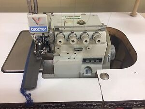 Serger industrial sewing machines